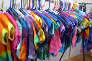 Various Tie Dye T-Shirts (Children's) – A Brighter World (Santa Cruz, CA)