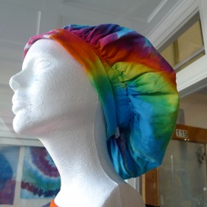 Chef's – Tie-Dyed Hat – A Brighter World, Santa Cruz, CA